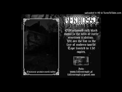 VERMISST (POL) - Odmęty kamiennej nicości