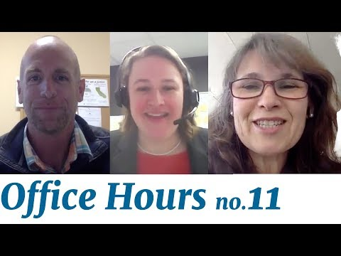 Office Hours: Open Textbook Adaptation