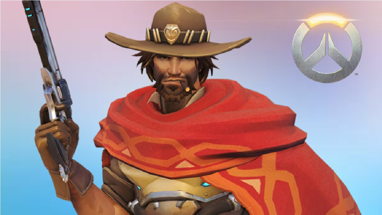 Overwatch Mcree WELCOME TO THE STUN SHOW Play Of The Game