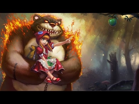 League Epics - Annie's Bear Support - League of Legends