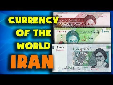Currency Of The World - Iran. Iranian Rial. Exchange Rates Iran.Iranian Banknotes And Iranian Coins