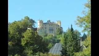 Нойшванштайн Бавария(, 2012-06-17T19:58:07.000Z)