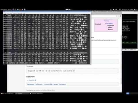 Hacking De-ICE 100 part 2 - decrypting files with OpenSSL