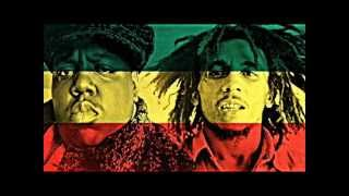 Notorious B.I.G. & Bob Marley - Hold Ya Head (Dirty) + titles