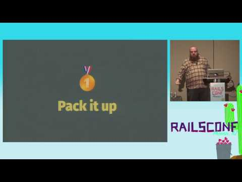 RailsConf 2017: Do Your Views Know Too Much? by Jason Charnes
