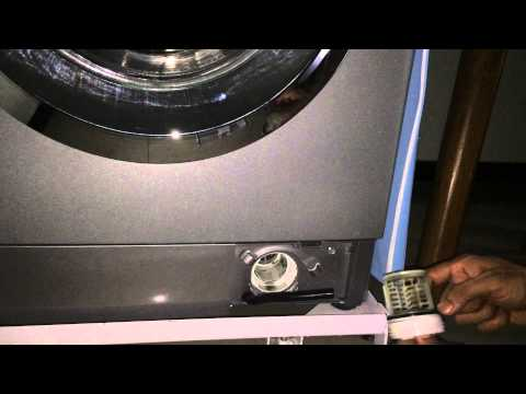 How to Clean fluff in IFB Washing Machine
