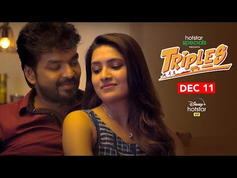 Triples | Nee En Kannadi | Karthik Subbaraj | Jai | Vani Bhojan | Streaming from December 11