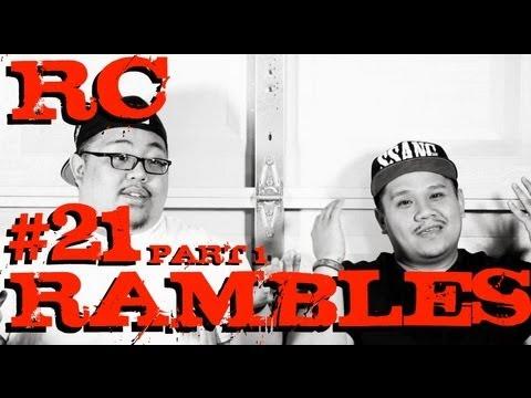 RC rambles T-ARA & Chris Brown, Secret's Hyosung, BAP, Block B Loses Lawsuit, 2PM, Running Man, KARA
