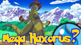 Mega Haxorus - Pokemon Mega Speculation Episode 7