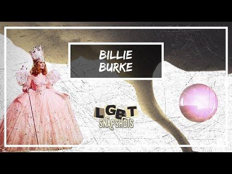 LGBT Snapshots: Billie Burke