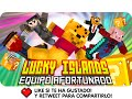 LUCKY ISLANDS: UN EQUIPO AFORTUNADO! | Minecraft Lucky Blocks - Gona, Exo, Sarinha, Macundra y Luh