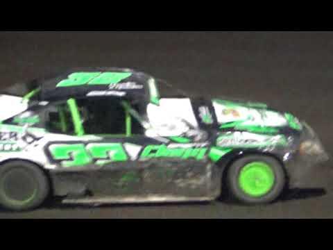 Stock Car Amain @ Hancock County Speedway 07/10/18