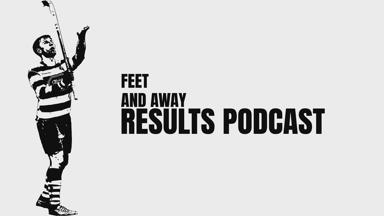 Shinty Premiership League Results Podcast ep. 3 - Feet and Away