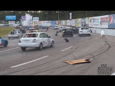 Langley Speedway - 10/28/17 - Day of Destruction Enduro