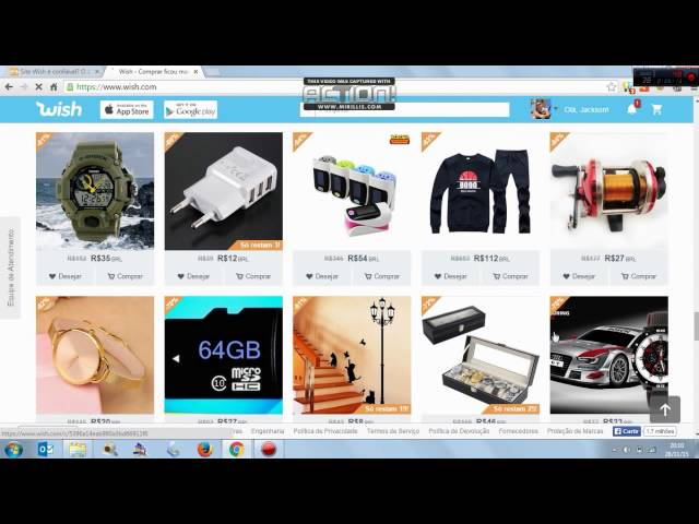 Site Wish é confiável? O aplicativo de compras é seguro?