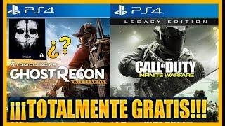 Descarga juegos - GRATIS en PS4. (ACTUALIZADO-SIGNIFICADO DEL CANDADO)