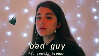 Baixar bad guy - billie eilish ft. justin bieber