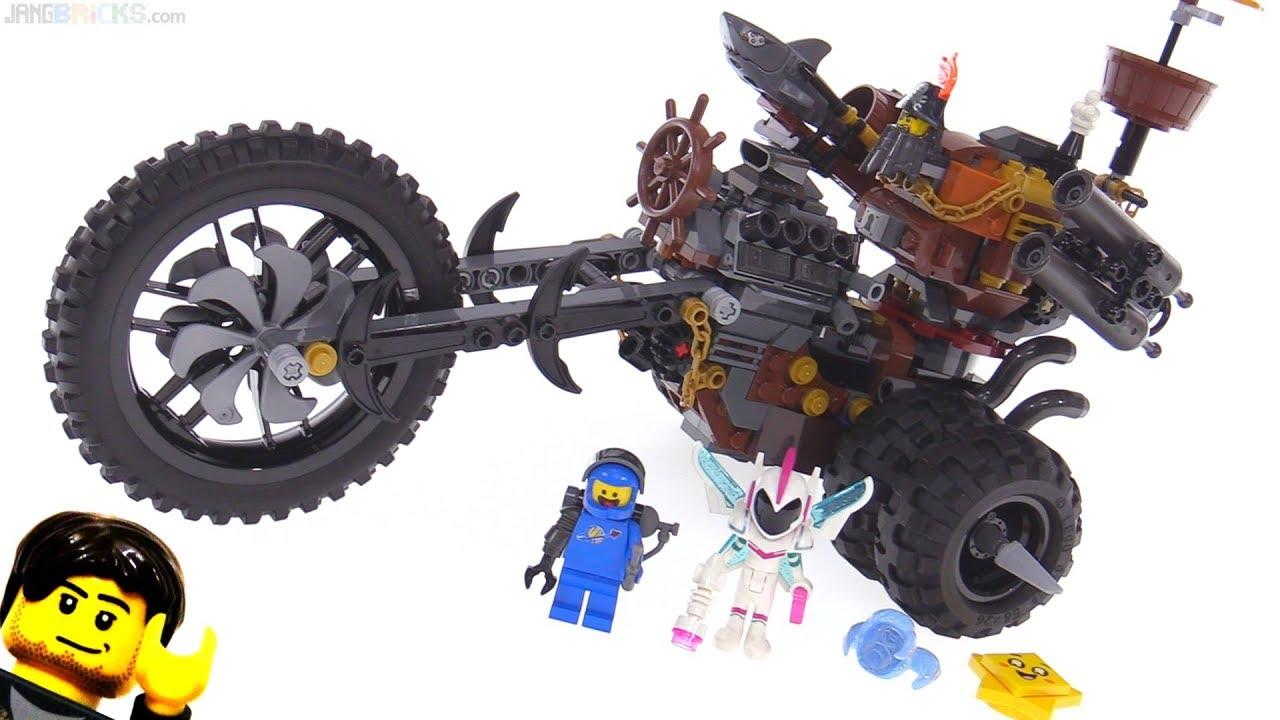 Set 70834 LEGO MetalBeard/'s Heavy Metal Motor Trike