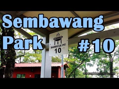 Sembawang Park BBQ Pit 10 (Electrical BBQ Pit)