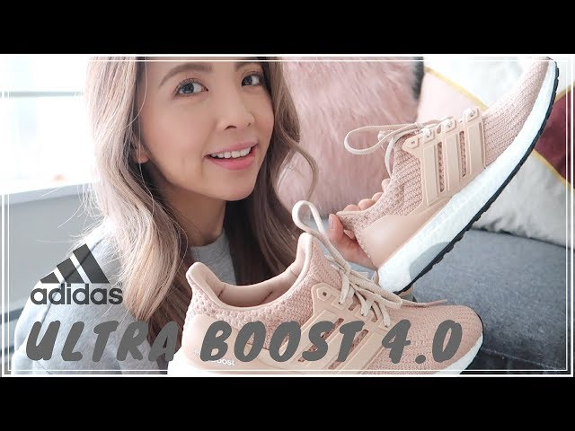 9607e48a9 UNBOXING  ADIDAS ULTRA BOOST 4.0 (ASH PEARL) Download video - get video  youtube