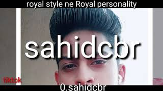 Royal style ne Royal personality