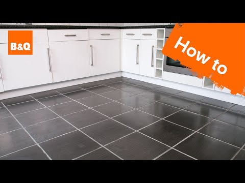 How to Tile a Floor Part 1: Preparation