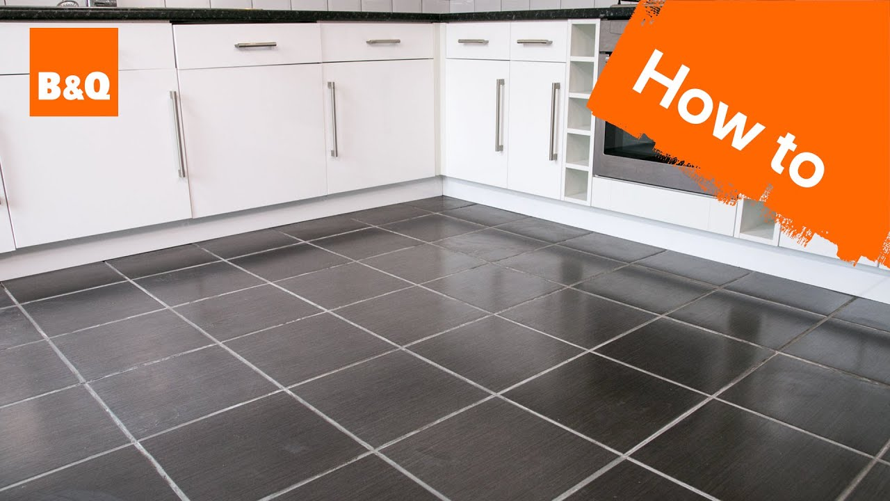 tiling a kitchen floor where to start how to tile a floor part 1 preparation 9800