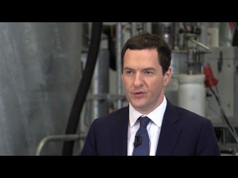 UK Treasury warns of economic costs of Brexit