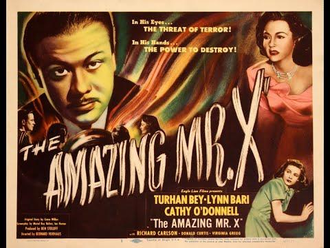 The Amazing Mr.X - 1948 - Película subtitulada en Español