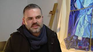 Conocemos de cerca la obra del  pintor Martin Vic de Corteconcepción