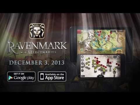 RAVENMARK: Mercenaries - Android Release Dated!
