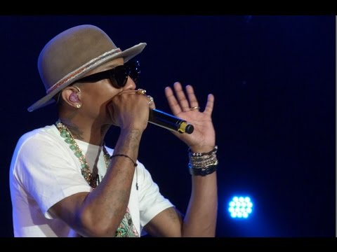 Pharrell Williams - She Wants To Move- live@ North Sea Jazz Rotterdam, Netherlands, 11 July 2014