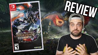 Monster Hunter Generations Ultimate Switch Review | RGT 85