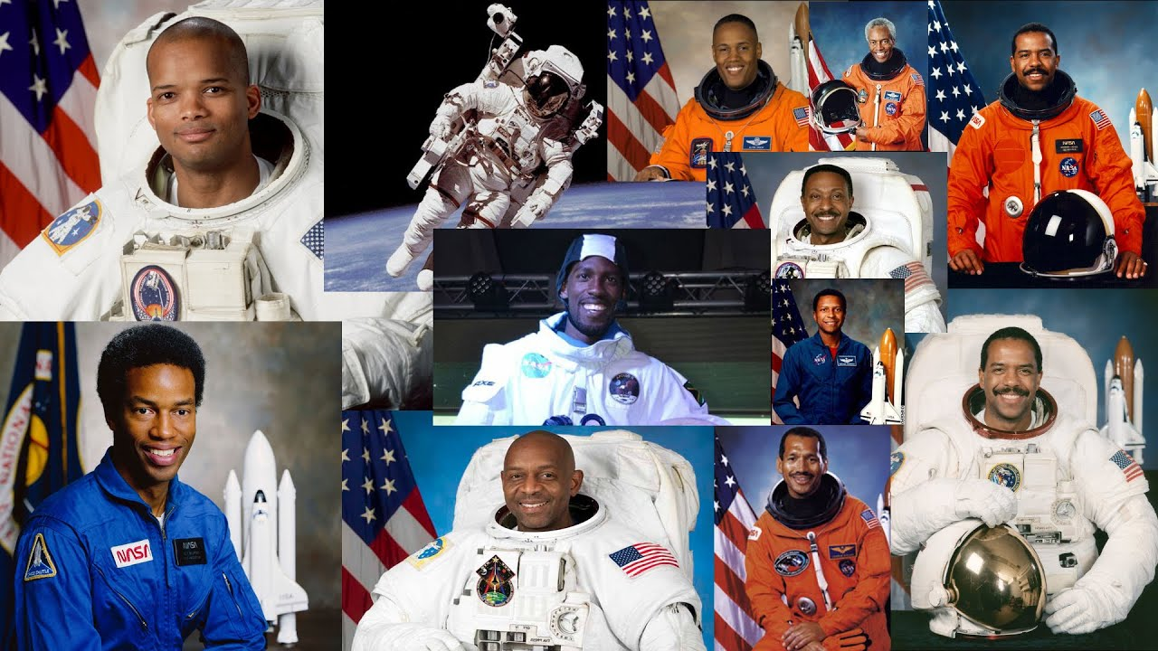 Scientists Discover Black People Are Natural Astronauts -8524