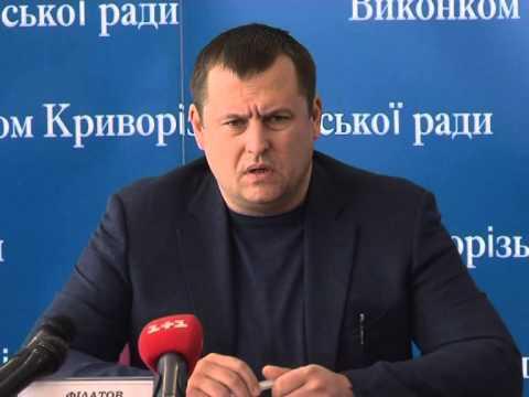 Видео: Филатов взял «выходной» и поехал в Кривой Рог комментировать слухи