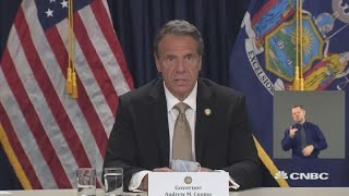 New York Gov. Cuomo weighs curfew for NYC following George Floyd protests