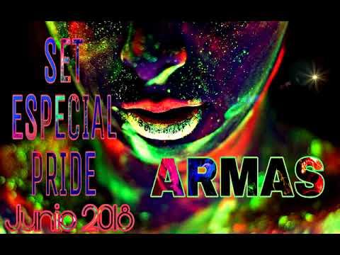 """DJ ARMAS - SET ESPECIAL PRIDE (Junio 2018)  [MUSICA DE ANTRO """"CIRCUIT""""]"""