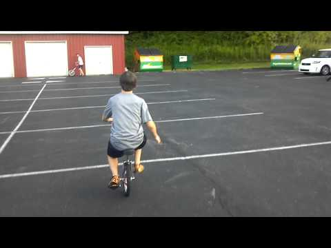 Ben small unicycle