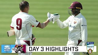 Labuschagne, Lyon star in hard-fought Shield clash | Marsh Sheffield Shield 2020-21