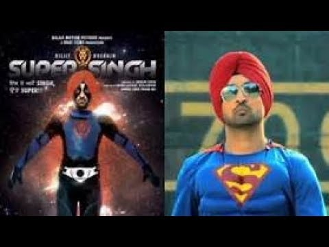 Super Singh (Punjabi) full movies 720p download