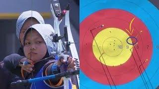 Lagi-lagi Kontroversi Sea Games 2017, Perdebatan Hasil Tim Panahan Wanita, Nilainya 8 atau 9!