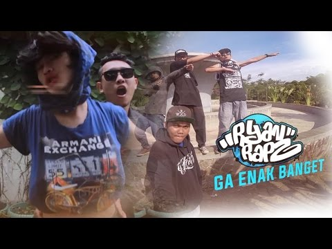 Ryan Rapz, Iqbal, Jony, G Beat feat Asal-asalan Production  - Ga Enak Banget  [Official Video] Mp3