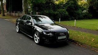 Выбираем б\у авто AUDI A4 B8 (бюджет 700-750тр)