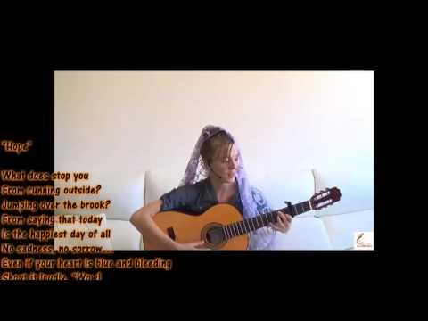 Farsi / Persian Fun: Sing and Learn! (Danish singer playing Persian song) (58)