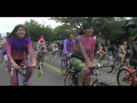 Fremont Solstice Parade, 2012 • Part 1