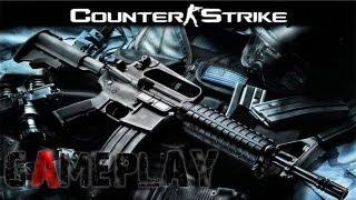 Counter Strike 1.6 Gameplay (PC/HD)