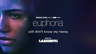 Download lagu Labrinth – Still Don't Know My Name (Official Audio) | Euphoria (Original Score from the HBO Series)