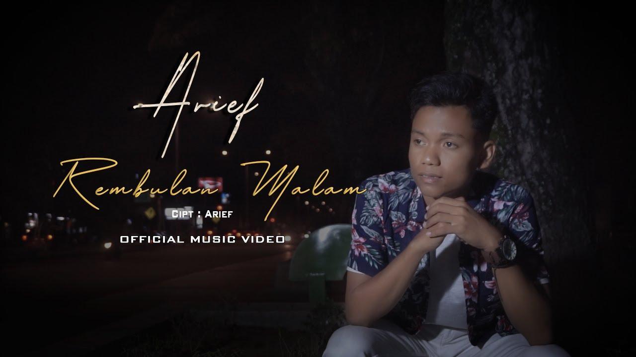 Download Lagu Slow Rock Terbaru | Arief - Rembulan Malam | Official Music Video