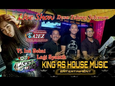 OT King AS House Music Entertainment Dj Angga Wepong Talang Seleman 7 Oktober 2018