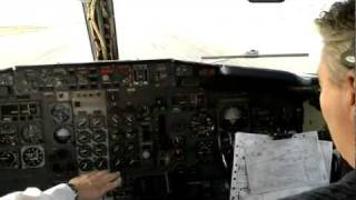 Cabine Boeing 737-300 COCKPIT flight JAT airways Paris-Belgrade.mp4